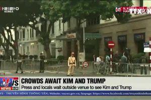 An ninh được thắt chặt bên ngoài khu vực Hội nghị Thượng đỉnh