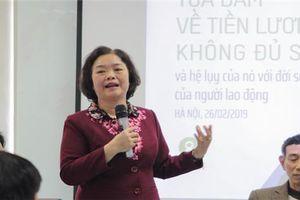 TS. Tống Thị Minh: Tăng lương cho công nhân thì lãi còn được bao nhiêu