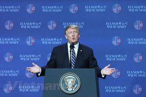 Tổng thống Mỹ Donald Trump: Tôi tin tưởng Triều Tiên không nghe lệnh của ai!