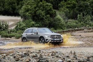 Mercedes-Benz GLC 2020 facelift ra mắt với nhiều nâng cấp đáng giá