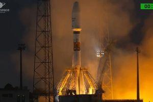 6 vệ tinh 5G đầu tiên được phóng lên vũ trụ