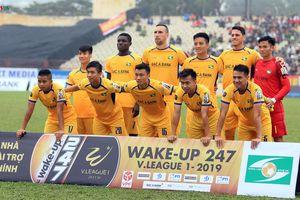 Phan Văn Đức chấn thương, lỡ trận đấu với Than Quảng Ninh
