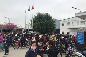 Nghệ An: Hàng nghìn công nhân phản đối cách 'tăng lương' đã đi làm trở lại