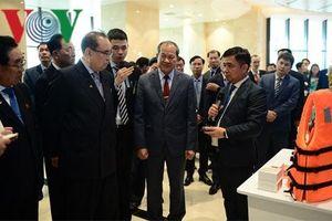 Triều Tiên mong muốn hợp tác với Việt Nam về viễn thông, công nghệ