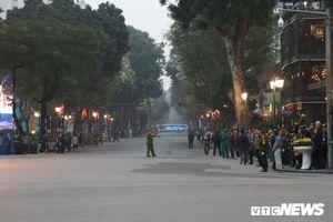 Cấm đường những tuyến phố nào tại Hà Nội phục vụ thượng đỉnh Mỹ - Triều ngày 28/2?