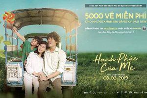 Tặng 5.000 vé phim 'Hạnh phúc của mẹ' nhân dịp 8-3
