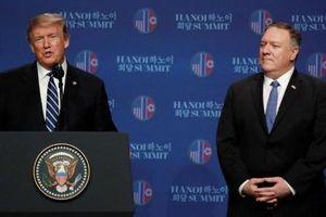 Họp báo sau khi không có thỏa thuận Mỹ - Triều Tiên được ký kết