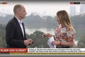 Chạy đua đưa tin Thượng đỉnh Mỹ Triều: Truyền hình Việt 'lép vế' so với các đài quốc tế