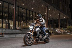 Honda CB650R ra mắt VN, nhập từ Thái Lan, giá 246 triệu đồng