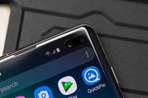 Samsung: Tấm dán tốt nhất cho S10 đã được dán sẵn, đừng bóc ra