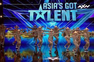 Nhóm nhảy mang nón lá Việt Nam 'khuấy đảo' Asia's Got Talent 2019