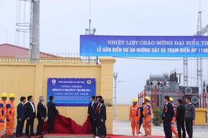 Gắn biển công trình chào mừng 90 năm Ngày thành lập CĐVN