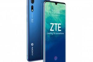 Galaxy S10 5G đã có 'đối thủ' mới - ZTE Axon 10 Pro 5G