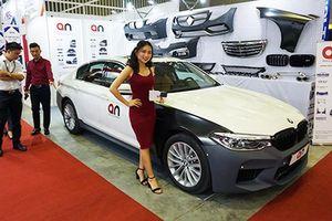 Triển lãm công nghiệp ôtô Automechanika 2019 tại Việt Nam có gì?