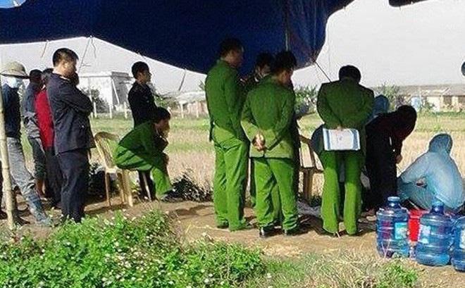 Hà Nội: Đi tập thể dục, một phụ nữ bị sát hại bên bờ mương