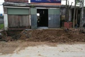 Cần có phương án hỗ trợ phù hợp cho người dân ở xã Phù Ủng