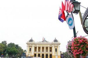 Hà Nội - Ánh sáng hòa bình