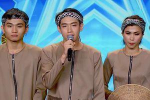Nhóm nhảy của Quang Đăng 'gây sốt' tại 'Asia's Got Talent 2019'