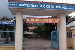 Thông tin bất ngờ vụ việc thầy giáo ở An Giang đánh học sinh vì không thuộc bài