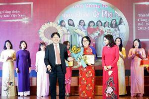 Ban Nữ công PV GAS – Vườn hồng nhân ái và tươi đẹp
