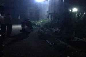 Vụ trọng án ở Hà Nội: Nhân chứng đi cùng đã tử vong
