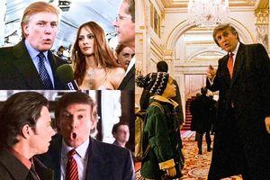 Donald Trump: Diễn viên chuyên lướt qua màn ảnh, từng nhận đề cử Mâm xôi vàng