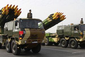 Toàn vũ khí quân đội Ấn Độ vào vị trí, sẵn sàng tấn công mục tiêu Pakistan
