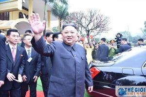Hôm nay, Chủ tịch Triều Tiên Kim Jong-un thăm chính thức Việt Nam