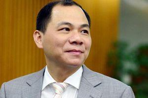 Tỷ phú Phạm Nhật Vượng rời ghế Chủ tịch, Vinhomes có nữ Chủ tịch 7X