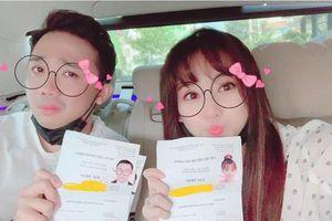 Đi làm giấy chứng nhận tâm thần, Hari Won và Trấn Thành muốn thụ tinh trong ống nghiệm?