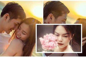 Đông Nhi - Ông Cao Thắng kỉ niệm 10 năm ngày yêu ngọt ngào nhưng fan chỉ chú ý tới danh tính 'bà mai' này
