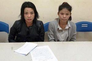 Khởi tố 2 chị em dụ dỗ thiếu nữ bán sang Trung Quốc