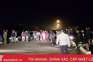 Tìm thấy thi thể nam sinh THPT nhảy cầu Thạch Đồng tự tử