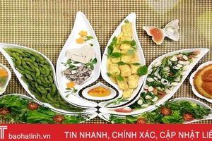 Ngưỡng mộ những bữa cơm gia đình đẹp như tranh vẽ của cô giáo Hà Nội