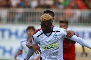 Hoàng Anh Gia Lai bại trận trước TP.HCM ngay trên sân nhà