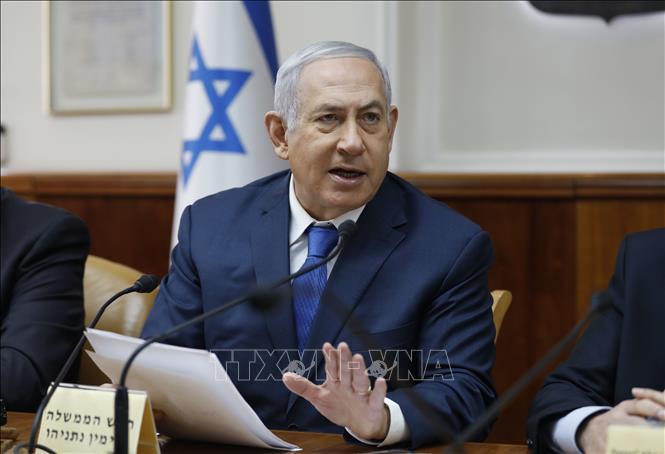 Căng thẳng xung quanh vụ Thủ tướng Israel bị cáo buộc nhận hối lộ