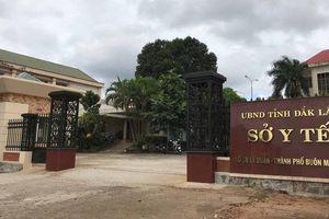 Khởi tố vụ án hình sự về sai phạm trong đấu thầu thuốc tại Sở Y tế tỉnh Đắk Lắk