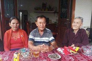 Ly kỳ 'liệt sĩ' trở về đoàn tụ cùng bố mẹ sau gần 40 năm mất trí nhớ