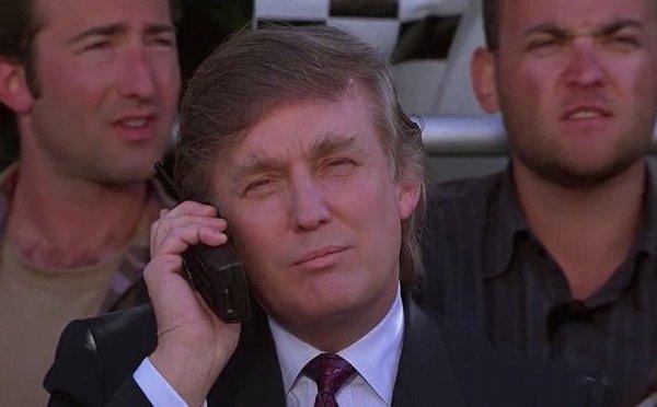 Clip: Tiết lộ loạt phim Tổng thống Donald Trump từng tham gia diễn xuất