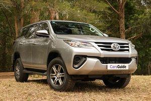 Toyota Fortuner 2019 lắp ráp tại Việt Nam, giá bán sẽ 'mềm' hơn?