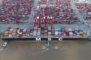 Ngành sản xuất Trung Quốc giảm tốc tháng thứ ba liên tiếp