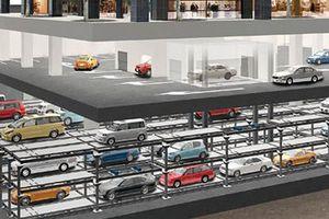 Tìm nhà đầu tư bãi đỗ xe hơn 105 tỷ tại Bãi Cháy