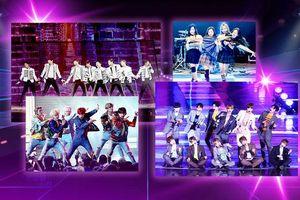 Té ngã, quăng mic, nhảy sai,…: Muôn vàn tai nạn sân khấu từ idol Kpop khiến bạn 'mắt chữ A, mồm chữ O' (P.1)