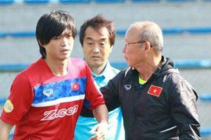 HLV Park Hang Seo: 'Tôi vẫn chờ đợi sự trở lại của Tuấn Anh'
