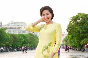 MC Quỳnh Hoa tiếp tục trở thành đại sứ Lễ hội Áo dài TP.HCM 2019