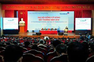 Biến động nhân sự cấp cao trong mùa đại hội cổ đông ngân hàng