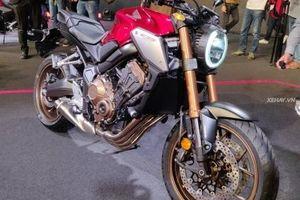 Honda CB650R chính thức bán ra tại Việt Nam, giá hơn 246 triệu VNĐ