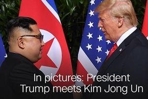 Mỹ - Triều đã có những cuộc họp tốt đẹp, mang tính xây dựng tại Hà Nội