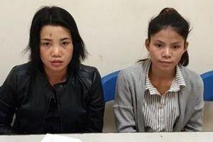 Hai chị em lừa bán thiếu nữ sang Trung Quốc