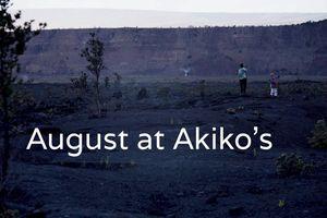 Hôm nay công chiếu miễn phí bộ phim 'Tháng 8 ở Akiko'